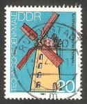 Sellos de Europa - Alemania -  2313 - Molino de viento