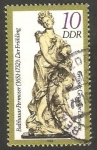 Stamps Germany -  2535 - Escultura de Balthasar Permoser