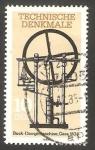 Sellos de Europa - Alemania -  2581 - Máquina de vapor