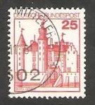 Sellos de Europa - Alemania -  834 - Castillo de Gemen