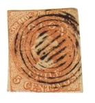 Stamps Chile -  Colón. Impreso en Chile por Correos