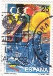 Stamps Spain -  DISEÑO INFANTIL (14)