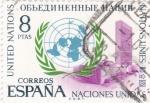 Sellos del Mundo : Europa : España : NACIONES UNIDAS (14)