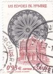 Sellos de Europa - España -  LAS EDADES DEL HOMBRE (14)