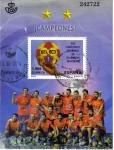 Stamps Spain -  XXIII Campeonato del Mundo de Balonmano Masculino