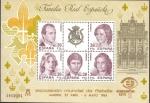 Stamps Spain -  Familia Real Española