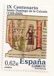 Sellos de Europa - España -  IX Centenario de Sto. Domingo de la Calzada