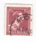 Sellos de Europa - Bélgica -  Leopoldo III de Bélgica