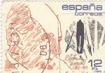 Sellos de Europa - España -  ESTEVE TERRADOS (14)