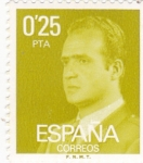 Sellos de Europa - España -  S.M. JUAN CARLOS I  (14)