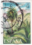 Stamps : Europe : Spain :  FLORA-PALMA (14)