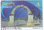 Stamps Spain -  ARCO ROMANO DE CAVANES (castellón) (14)