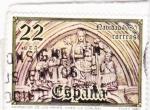 Stamps Spain -  NAVIDAD-1980  (14)