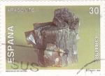 Stamps Spain -  MINERALES DE ESPAÑA- ARAGONITO  (14)