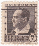 Sellos de Europa - España -  VICENTE BLASCO IBAÑEZ (14)