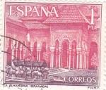 Stamps : Europe : Spain :  LA ALHAMBRA (GRANADA) (14)