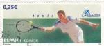 Stamps Spain -  TENIS  (14)