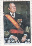 Stamps : Europe : Spain :  JUAN DE BORBÓN CONDE DE BARCELONA (14)