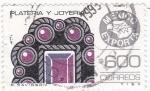 Stamps Mexico -  México Exporta- PLATERÍA Y JOYERÍA