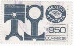 Stamps Mexico -  México Exporta- PARTES AUTOMOTRICES