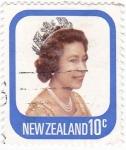 Sellos del Mundo : Oceania : Nueva_Zelanda : Isabel II