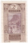Sellos de Africa - Guinea -  Africa Occidental