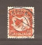 Stamps Denmark -  LA  SIRENITA