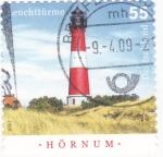 Sellos de Europa - Alemania -  Faro de Hörnum