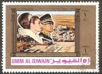 Sellos del Mundo : Asia : Emiratos_Árabes_Unidos : Umm al Qiwain - 2500 anivº del Imperio Persa