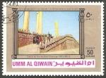 Stamps : Asia : United_Arab_Emirates :  Umm al Qiwain - 2500 anivº del Imperio Persa