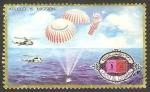 Stamps : Asia : United_Arab_Emirates :  Umm al Qiwain - Misión Apolo 15