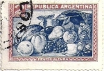 Stamps of the world : Argentina :  Fruticultura