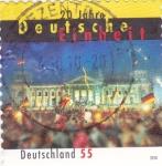 Stamps Germany -  Einheit