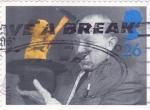 Stamps United Kingdom -  Sooty -Marioneta de serie televisión