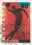 Sellos de Europa - Suiza -  Museu Olympique Lausanne