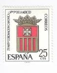 Sellos del Mundo : Europa : España : 75 Aniversario de la coronación canónica de NªSra de la Merced