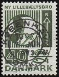 Sellos de Europa - Dinamarca -  SG 545
