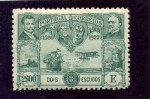 Stamps Portugal -  Conmemoración Travesia Atlantico Sur por Coutinho y Cabral