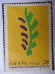 Stamp: Noyta-CCCP  6 Kon  azulof Russia Europe