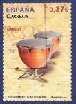 Sellos de Europa - España -  Edifil 4784 Timbales 0,37