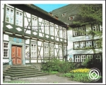 Stamps Bhutan -  ALEMANIA - Minas de Rammelsberg, ciudad histórica de Goslar y sistema de gestión hidráulica del Alto