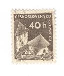 Sellos de Europa - Checoslovaquia -  Kremnica