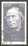Stamps Germany -  1423 - K.A. Kocor