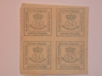 Stamps : Europe : Spain :  Real Corona