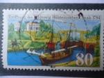 Stamps Germany -  Deutschland