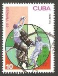 Sellos de America - Cuba -  Mundial de fútbol España 82