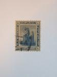 Stamps : Africa : Egypt :  Colosses de Thébes