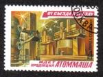 Stamps Russia -  Desde el Congreso El Congreso