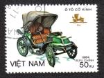 Sellos del Mundo : Asia : Vietnam : Old Automobile