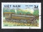 Sellos del Mundo : Asia : Vietnam : Class 141-500